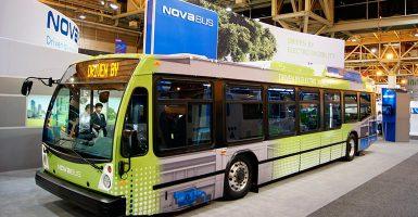 About Nova Bus - Novabus