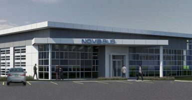 New customer delivery center serving Nova Bus and Prevost in Plattsburgh