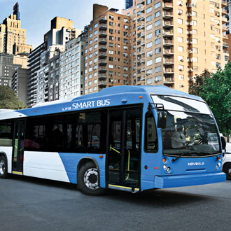 Nova Bus to deliver 16 LFS buses to Puerto Rico