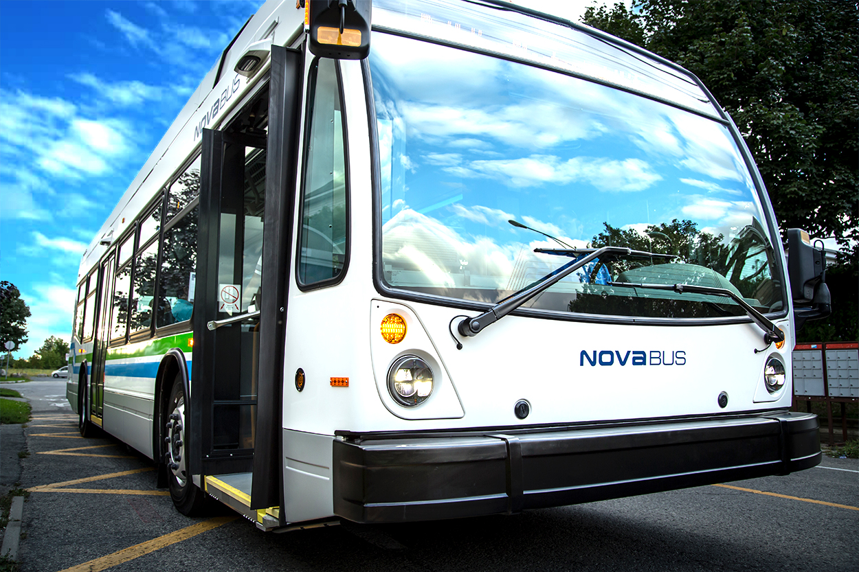 Nova Bus is proud to receive its largest bus order in North America