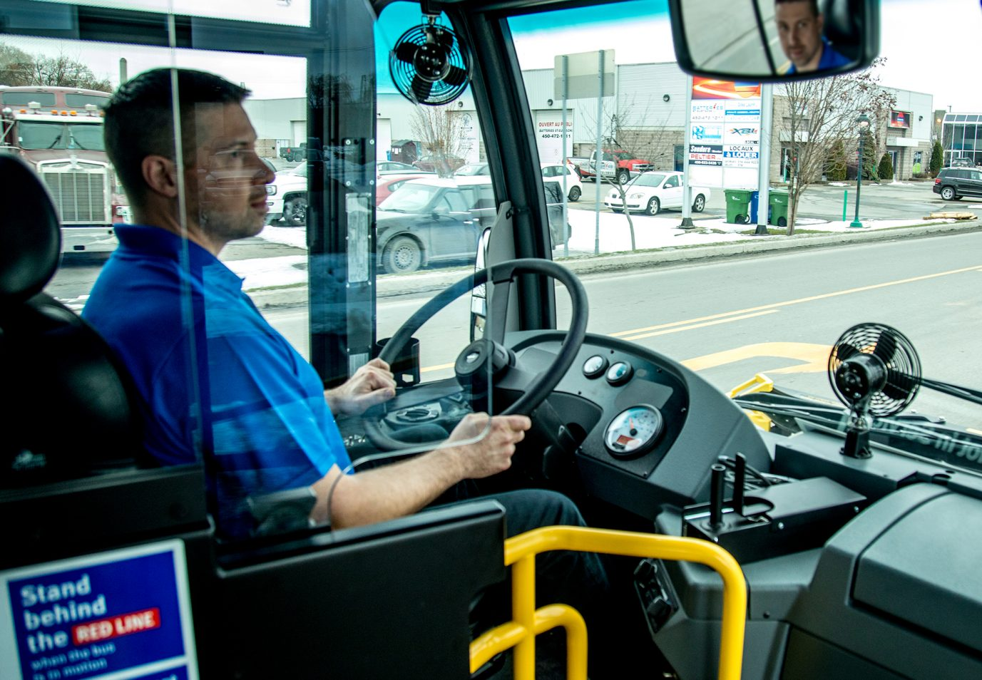 Nova Bus propose de nouveaux produits pour promouvoir la sécurité et la propreté à bord de ses véhicules de transport en commun alors que les opérations dans les sites reprennent progressivement durant la pandémie de la Covid-19