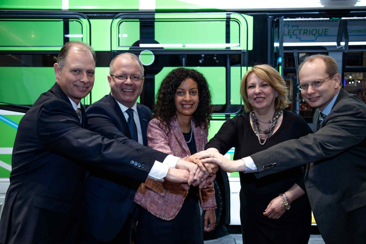 Nova Bus announces a major investment project in factories with support of the Government of Quebec