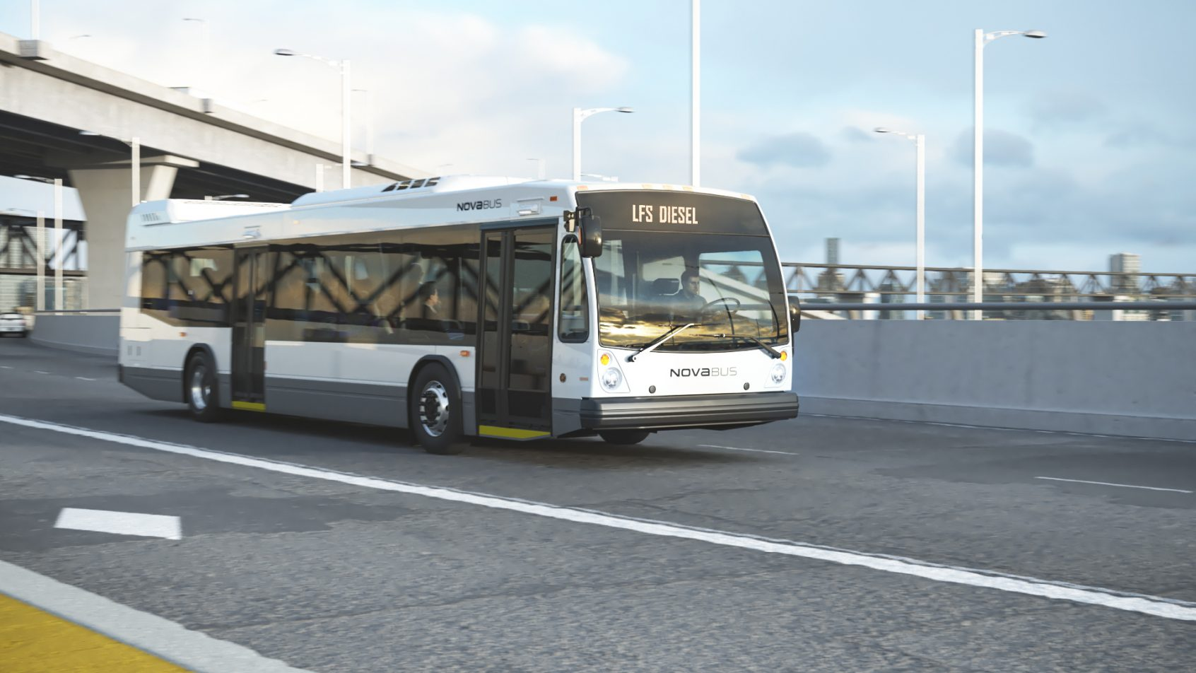 Nova Bus announces an important order from Halifax Transit