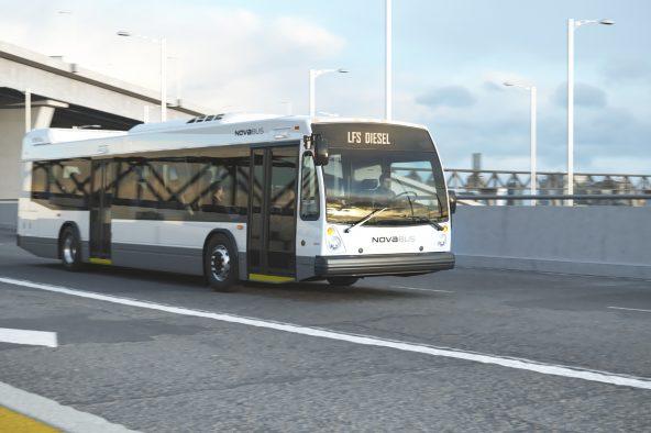 Nova Bus annonce une importante commande avec Halifax Transit