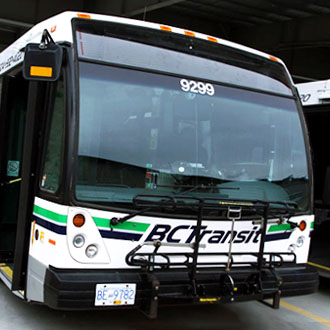Nova Bus renews partnership with BC Transit