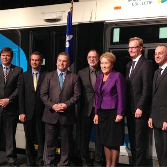 Montréal to become city of Electro Mobility