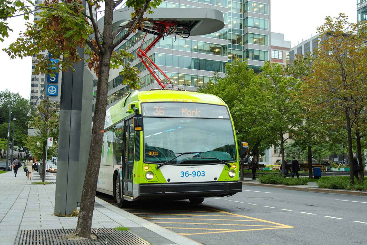 OPPCharge – Charge rapide de véhicules électriques
